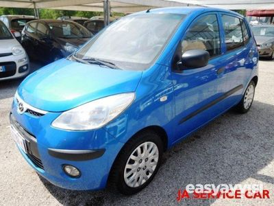 used Hyundai i10 1.1 12V BlueDrive GPL