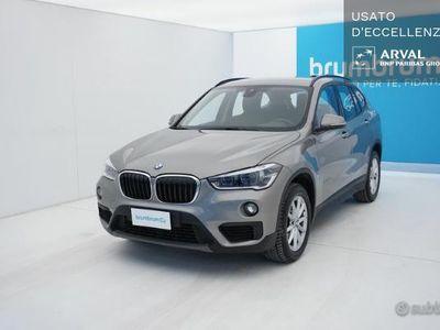 usata BMW X1 Xdrive Business Automatico 150cv