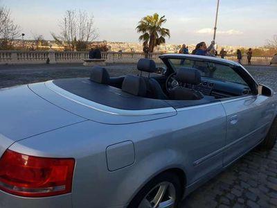 usata Audi A4 Cabriolet 2.0 TDI FAP. AUT S-LINE