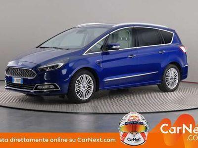 usata Ford S-MAX Vignale 2.0 Tdci 180cv S&s Pshift Awd