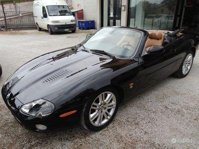 usata Jaguar XKR convertibile - Unipro