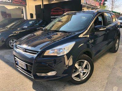 käytetty Ford Kuga 2.0 TDCI 140 CV 4WD Titanium