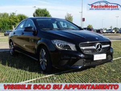 usata Mercedes CLA220 CDI Automatic Sport Euro6 Diesel