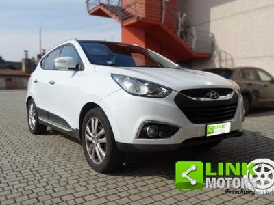 used Hyundai ix35 2.0 Crdi 184cv High 4WD Comfort