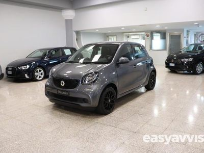 brugt Smart ForFour 0.9 turbo 90cv e6 ss twinamic passion ( cruise ) benzina