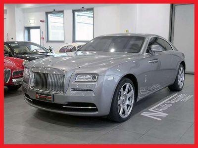 usata Rolls Royce Wraith ** ITALIANA - TAGLIANDATA - FULL OPTIONAL **