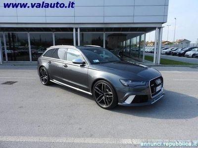 second-hand Audi RS6 -- 4.0 TFSI AVANT QUATTRO TIPTRONIC