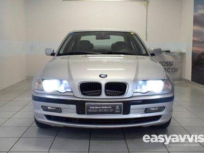 begagnad BMW 320 Serie 3 d turbodiesel cat 4 porte usato
