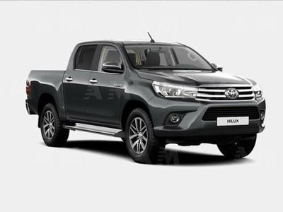 usata Toyota HiLux Pick-up 2.D-4D 4WD porte Double Cab Executive nuova a San Lazzaro di Savena