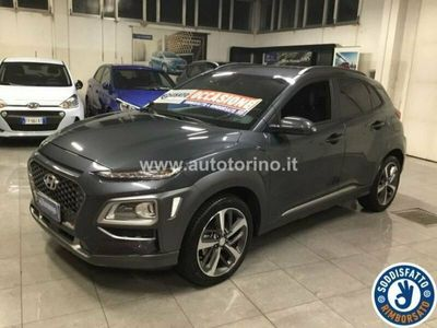 usata Hyundai Kona 1.6 crdi Style 2wd 136cv dct