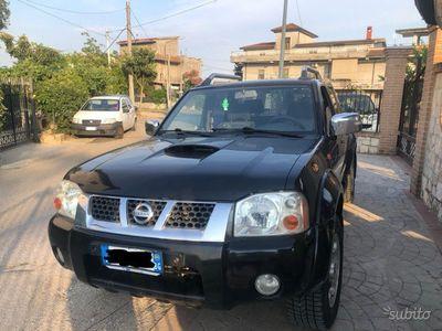 usata Nissan Navara 4x4 2.5 tdi doppia cabina