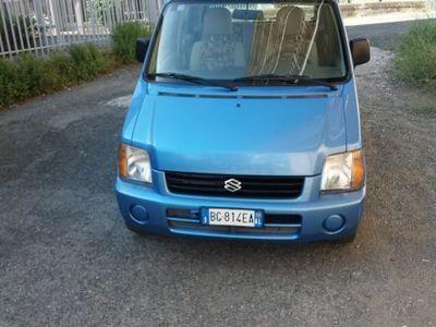 used Suzuki Wagon R 1.2 BENZINA 4X4