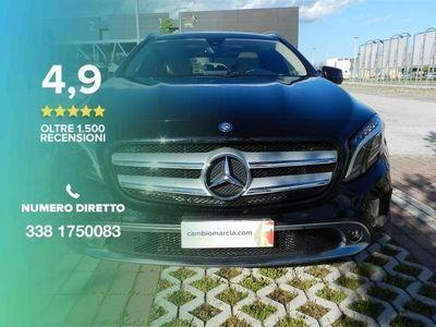 used Mercedes GLA200 CDI Enduro