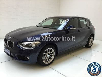 brugt BMW 118 SERIE 1 (5 PORTE) d Business 5p