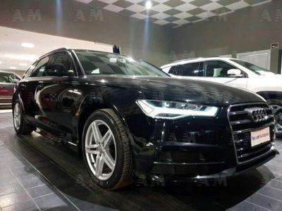 brugt Audi A6 Avant 2.0 TDI 190 CV ultra S tronic S-LINE
