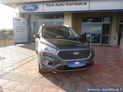 usata Ford Kuga 2.0 TDCI 150 CV S&S 2WD Vignale del 2016 usata a Locri