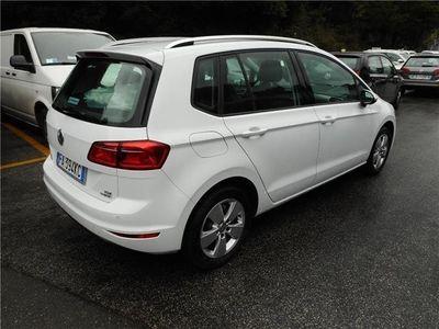 usata VW Golf Sportsvan 1.6 TDI Comfortline BlueM