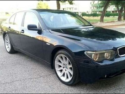usata BMW 730 Serie 7 (E65/E66) cat
