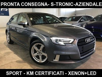brugt Audi A3 SPB 2.0 TDI S tronic Sport +Xenon S + Pack Connect