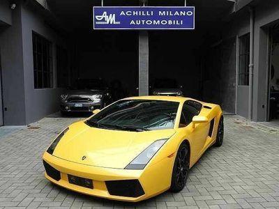 usata Lamborghini Gallardo 5.0 V10 Coupé E-GEAR