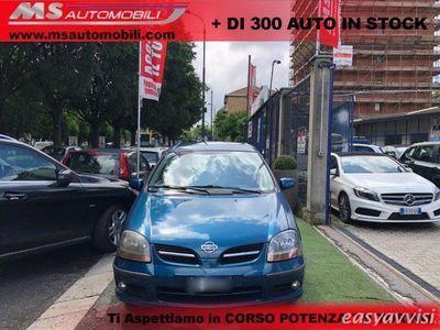 used Nissan Almera Tino 2.2 TD Di Luxury Unicoproprietario
