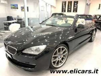 usata BMW 640 Cabriolet i Futura