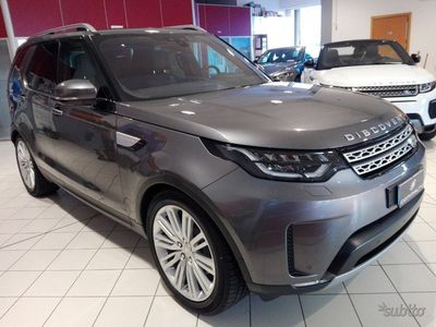 used Land Rover Discovery 5 3.0 TD6 249 CV HSE Luxury 7 POSTI+TETTO