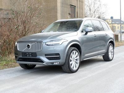 brugt Volvo XC90 D5 Awd Geartronic Inscription Standhzg. Led