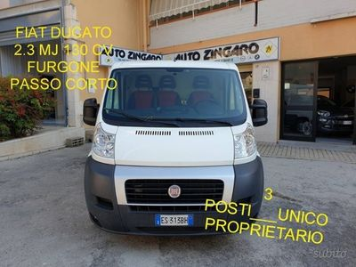 usado Fiat Ducato 2.3 mj 130 cv furgone passo corto