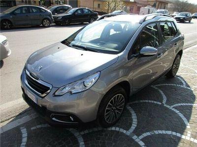 begagnad Peugeot 2008 BlueHDi 100cv allure s&s full optional garantita