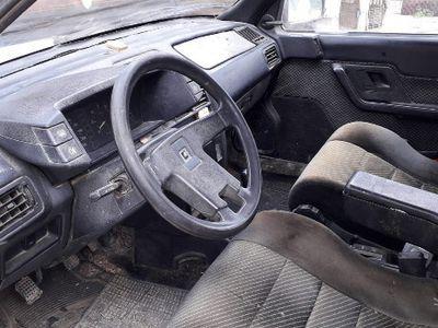 used Citroën BX - 1989