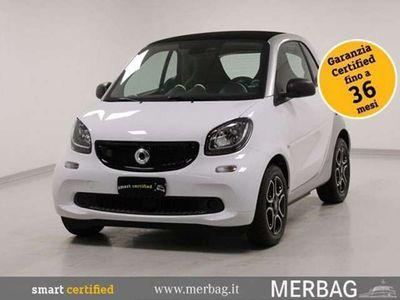 usata Smart ForTwo Cabrio Cabrio EQ Youngster del 2019 usata a Milano