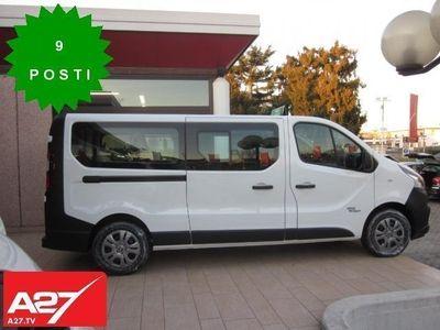 gebraucht Fiat Talento 1.6 TwinTurbo MJT 125CV PASSO LUNGO-TN Combi 12q