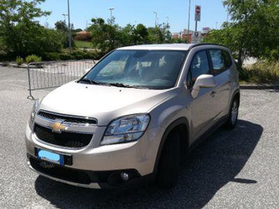 usata Chevrolet Orlando - 2011 GPL 7p