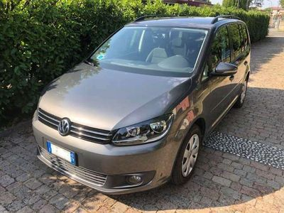 usata VW Touran 1.6 TDI DPF Comfortline
