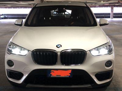 brugt BMW X1 sDrive16d Advantage
