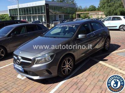 brugt Mercedes A160 CLASSE Ad Sport my16