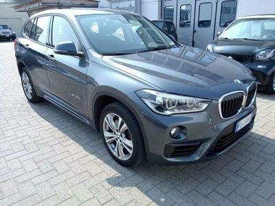 usata BMW X1 sDrive20d Business del 2016 usata a Alessandria