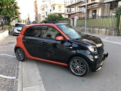 usata Smart ForFour brabuscabrio 0.9 Turbo twinamic Xclusi
