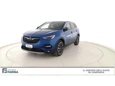 usata Opel Grandland X HYBRID PLUGIN PHEV 1,6 AT8 AWD