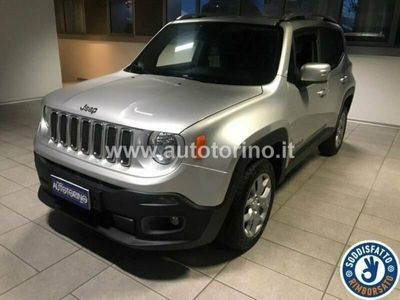 second-hand Jeep Renegade 2.0 mjt Limited 4wd 140cv auto