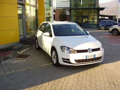 usata VW Golf 2.0 tdi Executive BM 150cv 5p dsg