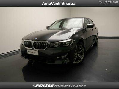 usata BMW 320 Serie 3 (G20/G21) d Luxury