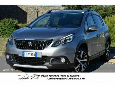 "usata Peugeot 2008 PURE TECH TURBO 130 EAT6+RETROCAM.+NAVI+PELLE+17"""