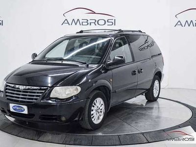 usata Chrysler Voyager 2.8 CRD cat LX Leather Auto del 2004 usata a Viterbo