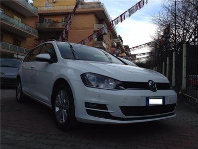 usata VW Golf Sportsvan 1.6 TDI 110CV DSG Comfort