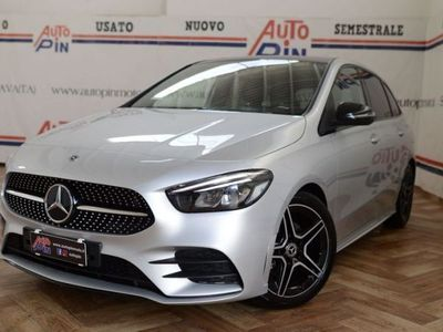 usata Mercedes B180 d Automatic Premium+Tetto apribile