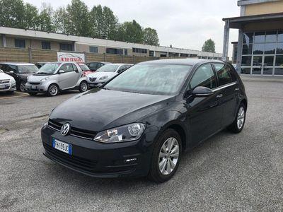gebraucht VW Golf 1.6 TDI 110 CV 5p. Executive Blu