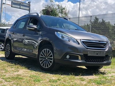 second-hand Peugeot 2008 - 2015