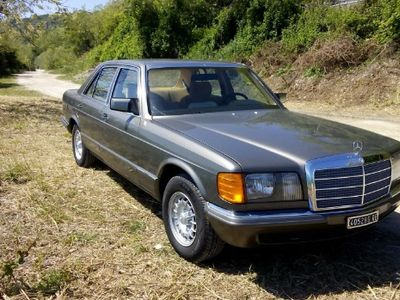 second-hand Mercedes 380 Serie S(W126) - 1982
